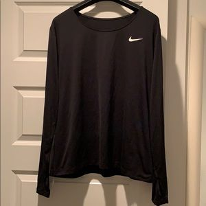 Nike Dri-Fit Long Sleeve Running Top - 2x